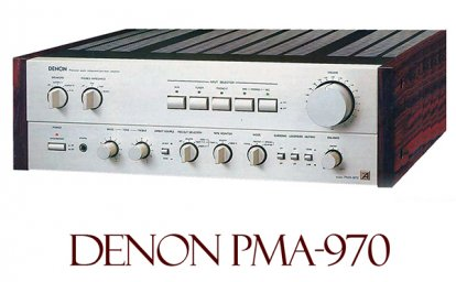 Транзистор против лампы: Denon PMA-970 vs Melody Astro Black 50
