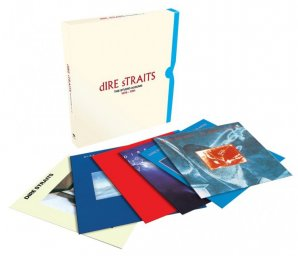 Dire Straits - The Studio Albums 1978 – 1991 (8 LP)